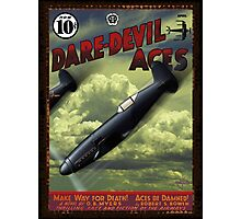 Dare-Devil Aces circa 1938 Photographic Print