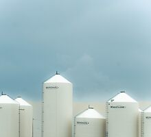 Silos by Annie Lemay  Photography
