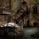 Sleeping Beauty by Þórdis B.