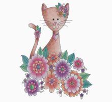 Sunshine Cat by sugarbird
