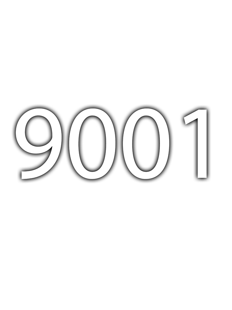 9001 by cadellin