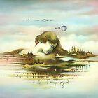 The Island by Anna Miarczynska