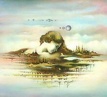 The Island by Anna Ewa Miarczynska