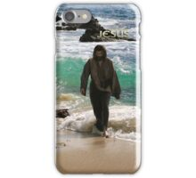 Jesus: No one comes to the Father except through Me (iPhone/iPod Case) iPhone Case/Skin