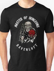 Master of Dungeons - Ravenloft Unisex T-Shirt