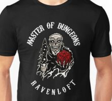 Master of Dungeons - Ravenloft Unisex T-Shirt