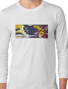 """Whaam!"" Parody Long Sleeve T-Shirt"