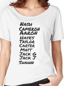 original magcon stars  Women's Relaxed Fit T-Shirt