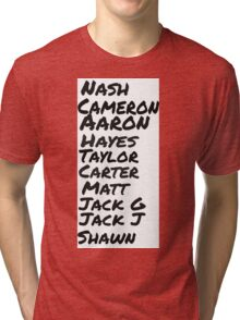 original magcon stars  Tri-blend T-Shirt