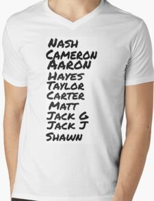 original magcon stars  Mens V-Neck T-Shirt