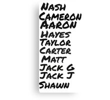 original magcon stars  Canvas Print