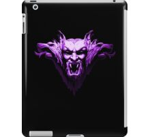 Vampire - in Purple iPad Case/Skin