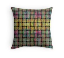 Strong manly design,woven. Throw Pillow