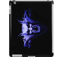 Vampire - in Blue iPad Case/Skin