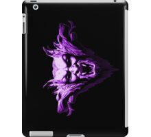 Vampire - in Purple iPad Case/Skin