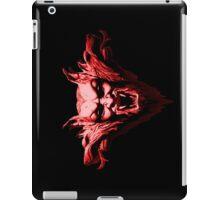 Vampire - in Red iPad Case/Skin