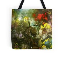 A Leap of Faith — The Space Within Series Tote Bag