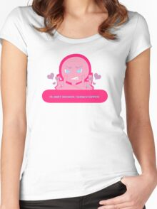PLANET ROCKER / SHOW STOPPER Women's Fitted Scoop T-Shirt