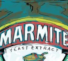 Marmite Sticker