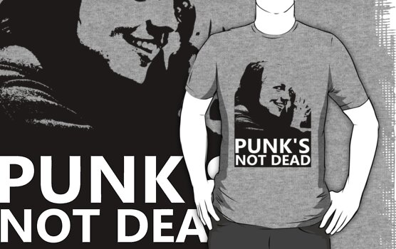 Punks Not Dead [002] by FameMonster