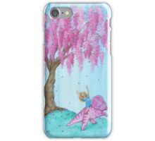Protoceratops Willow Patch iPhone Case/Skin