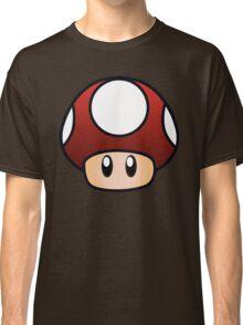 Super Mario Mushroom Classic T-Shirt