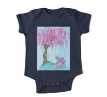 Protoceratops Willow Patch One Piece - Short Sleeve