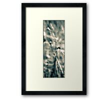 Ambient - An abstract expressionism Framed Print