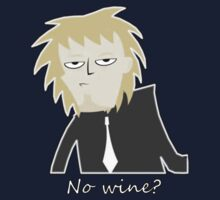 No Wine!? by Lyrieux Cresswell-Croft