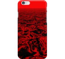 Random Cracked Landscape iPhone Case/Skin