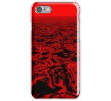 Random Cracked Landscape iPhone Case/Skin