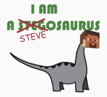 STEVE-O-SAURUS by MrBliss4