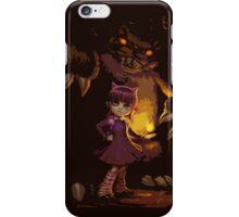 Annie, the Dark Child iPhone Case/Skin