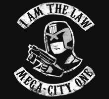 I am the LAW by robotrobotROBOT