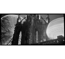 Scott Monument Photographic Print
