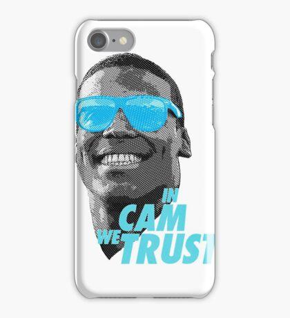 In Cam We Trust - OG 2 iPhone Case/Skin