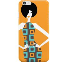 Retro Fashion iPhone Case/Skin
