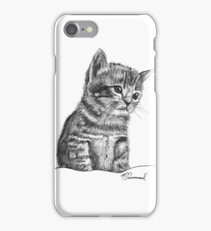 Wilbur The Kitten iPhone Case/Skin