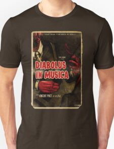 Devil in Music - Guitar T-Shirt