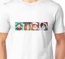 Gravity Falls Christmas Unisex T-Shirt