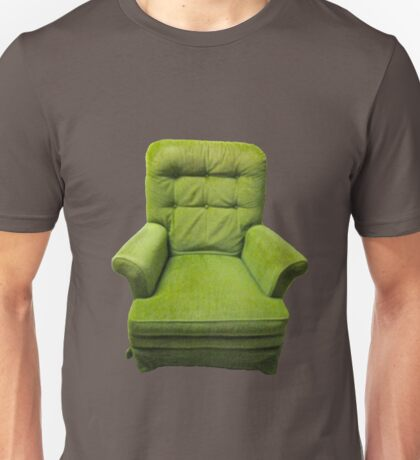 Chilled-as Comfy Chair Unisex T-Shirt