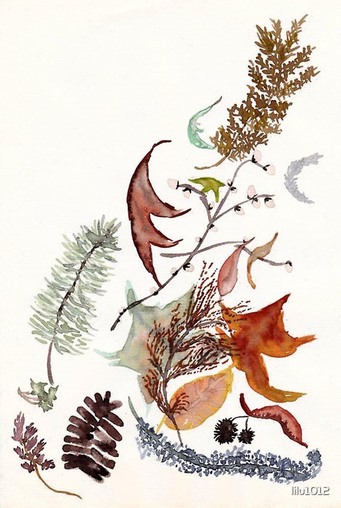 Autumn Nip in the Air by lilu1012