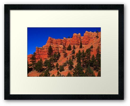 Red Rock Canyon by aidan  moran