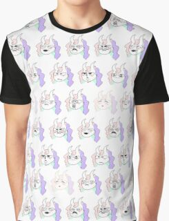 The Many Faces of Daemon Orisol Graphic T-Shirt