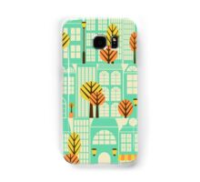 City Buildings Pattern Samsung Galaxy Case/Skin