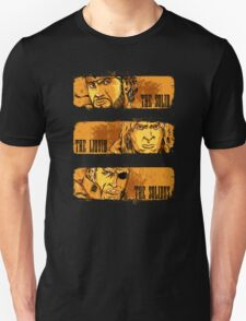 The Solid, The Liquid, The Solidus T-Shirt