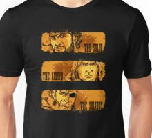 The Solid, The Liquid, The Solidus Unisex T-Shirt