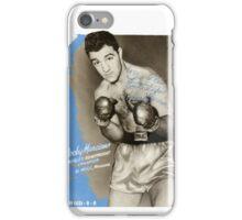 Rocky Marciano iPhone Case/Skin