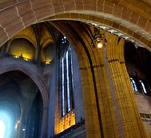 LIVERPOOL ANGLICAN CATHEDRAL ARCHES by gothgirl