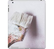 Art brush iPad Case/Skin